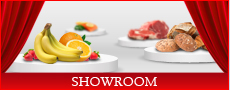 Showroom, grossiste alimentaire!
