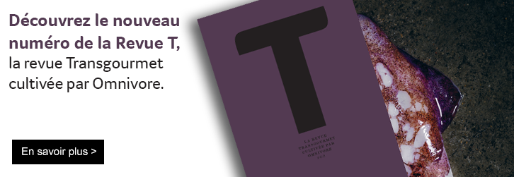 Grossiste alimentaire - Découvrez le deuxième numéro de la Revue T !