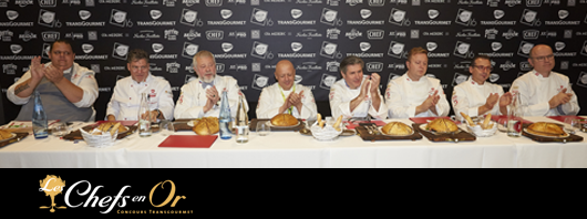 Grand concours culinaire national 2012