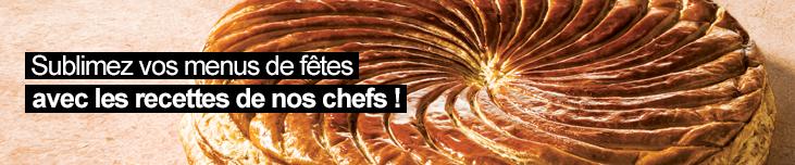 Grossiste alimentaire - Les recettes Transgourmet