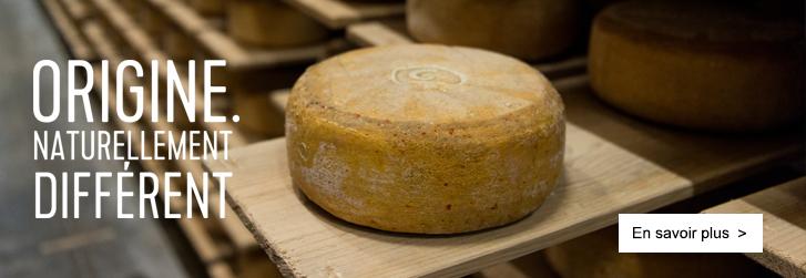Grossiste alimentaire - Les Fromages du Pays-Basque Transgourmet Origine